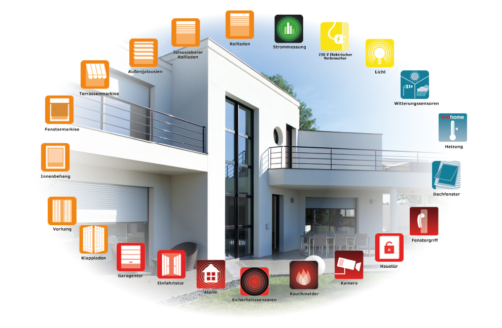 Smart Home Systeme tahoma das clevere smart home system somfy